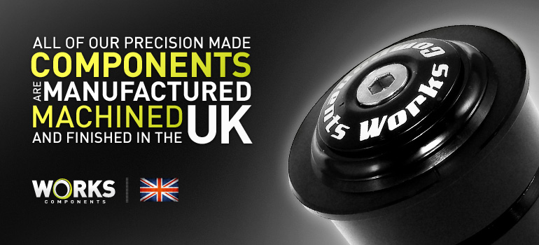 Precision Made Components - Made in the UK
